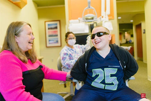 Big Grins, Bright Smiles at Pacific Ave. Dental in Bremerton, Washington 98337